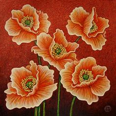 """Sunset Quintet"" [The Poppy Series] by Amy E. Fraser."