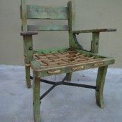 1930 spain bench furniture - Google Search