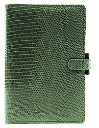 Filofax Lizard in green ($400)