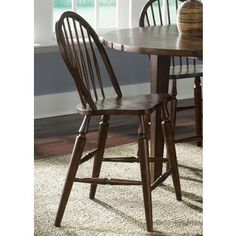 Shop for Liberty Cabin Fever Windsor Back Barstool. Get free shipping at Overstock.com - Your Online Furniture Outlet Store! Get 5% in rewards with Club O!