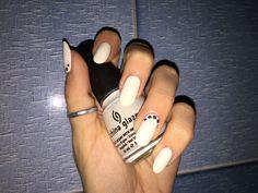 China Glaze - White on White