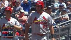 STL@SD: Molina drives in Peralta on single to left... 08-23-15