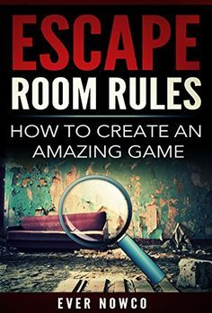 Baixar ou Ler Online Escape Room Rules Livro Grátis PDF/ePub - Ever NowCo, Have you heard of escape rooms? Maybe you know them as real-life escape games, exit rooms or real-life action. Escape Room Diy, Escape Room For Kids, Escape Room Puzzles, Youth Games, Youth Activities, College Activities, Escape The Classroom, Classroom Activities, Classroom Ideas