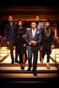 5 reasons to watch: Empire (Vogue.co.uk)