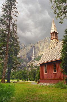 Yosemite National Park, California | by D200-Paul