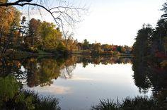 Occom Pond #Dartmouth