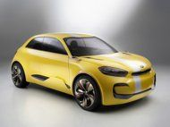 The new concept by Kia ... The Cub.  I very much like.