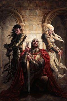 Medieval Fantasy Art