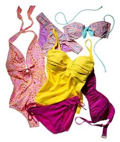 The Best Swim Suit For Your Body Type