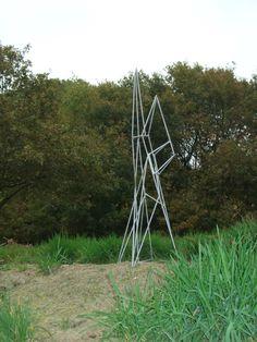 sculptuur ijzer