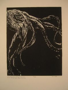 Octopus_Block_Print_by_ericvonzip.jpg (540×720)