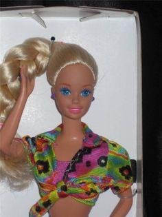 1992 Barbie KOOL-AID WACKY WAREHOUSE Collector's Edition  #10309 NRFB
