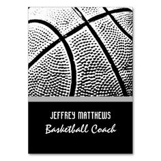 312 best sports coach business cards images on pinterest business basketball business card template colourmoves