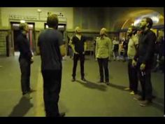 This old Icelandic hymn sung in a train station will give you chills