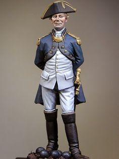 Prussian Artillery Officer, Prinz Luitpold Regiment, 1795