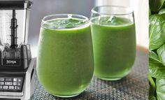 Ninja Blender Emerald Green Elixir Smoothie