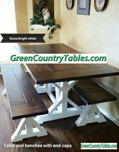 8 Best Green Country Tables Images