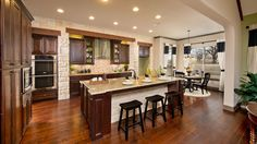 The Breckenridge is the perfect home for families,