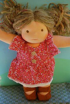 Bamboletta waldorf dolls