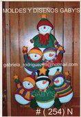 Muñecos de nieve bucilla Advent Calendar, Pixie, Holiday Decor, Christmas, Home Decor, Ideas, Christmas Crafts, Wreaths, Feltro
