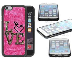 LOVE Browning Deer Head PINK Camo Tree Oak Pattern #A03 iPhone 6 (4.7) INCH SCREEN Rubber Silicone TPU Cell Phone Case, http://www.amazon.com/dp/B00UNI83IU/ref=cm_sw_r_pi_awdm_N9G5vb086824N