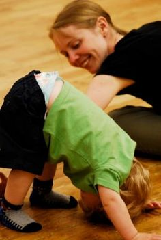 Daily Dance Parties! Explore directions with your children.