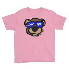 Youth Leo Lion cub Sleeve T-Shirt