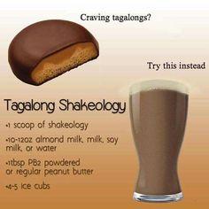 Tagalong shakeology