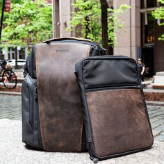 da287dec4d Waterfield Designs Pro Executive Laptop review: a backpack for adults - The  Verge Backpack Reviews