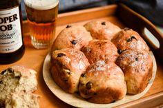 Proper Job (Cornish Beer) Cornish Saffron Buns | Patisserie Makes Perfect