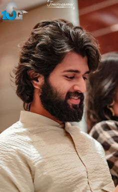 Actor Picture, Actor Photo, Hair And Beard Styles, Curly Hair Styles, Hipster Haircuts For Men, Vijay Actor, Vijay Devarakonda, Boy Photography Poses, Actors Images
