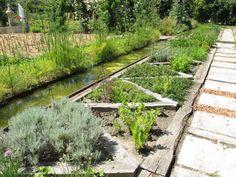 Vegi garden, La Chassagnette