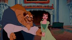 Cool beauty and the beast facts.