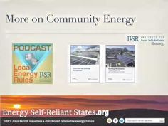 5 Barriers to and Solutions for Community Renewable Energy - YouTube