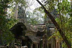 Angkor, Angkor Wat, Cambodge, Temple