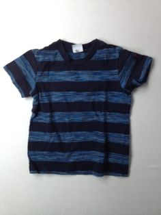 Boys size 3 Polarn O Pyret Short Sleeve T Shirt 3/4