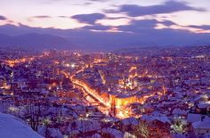 Sarajevo City Guide: Best Hotels, Restaurants & Sights