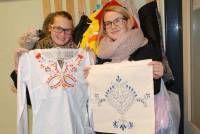 Malování na textil Napkins, Towels, Dinner Napkins