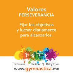 """""""La victoria pertenece al más perseverante."""" -Napoleón Bonaparte  #ValoresGymnastica #Gimnasia #Parkour #BabyGym"""