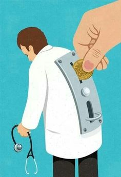 Salud = Dolor de cabeza