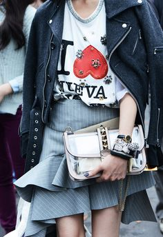 Trendzy Style Talk | TOMMY TON STREET-STYLE ACTION