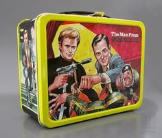 The Man From U.N.C.L.E. lunch box