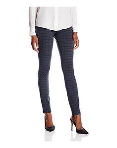 d139dcc3330f4f NYDJ Women's Jodie Basic Ponte Pull On Leggings In Tattersall Plaid - on  #sale 41