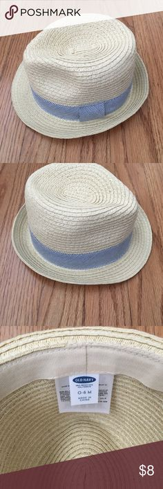 Straw Fedora for Baby The perfect spring/summer accessory. Old Navy Accessories Hats
