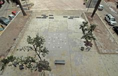 studioata — Intervención en el Jardín del Palacio Juan Pizarro de Aragón