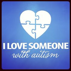 Autism Awareness Month is April support it even if you don't know someone who has it