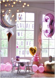 Golden Birthday Eve.