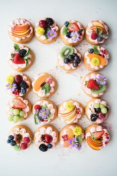 Donut Party // flatlay ideas, macarons, flatlays, blogging, pretty pictures #cakedecoratingtips