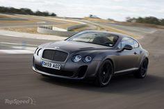 2015 Bentley Continental Supersports
