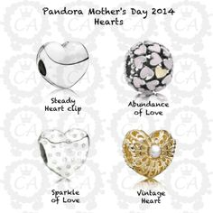 Charms Addict | Pandora Mother's Day 2014 Collection Full Preview